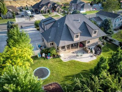 Lehi Single Family Home For Sale: 1601 E 1860 N