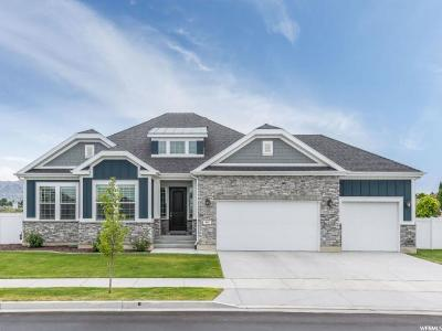 South Jordan Single Family Home For Sale: 993 W Reeves Ln