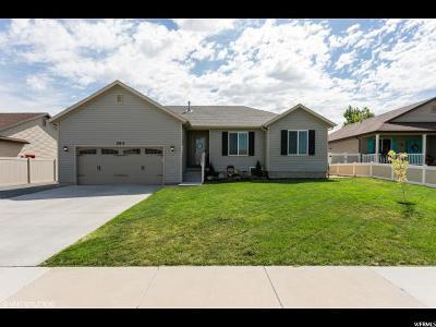 Grantsville UT Single Family Home Under Contract: $313,000