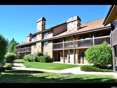 Weber County Condo Under Contract: 3615 N Wolf Lodge Dr. E #803