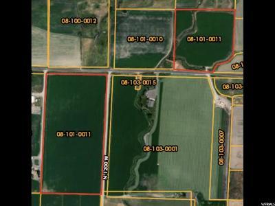 Smithfield Residential Lots & Land Backup: 5000 N 1200 W