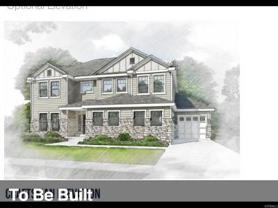 Lehi Single Family Home For Sale: 4466 N Deer Ridge Trl W #54