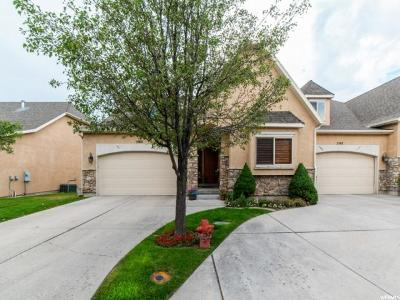 Holladay Single Family Home For Sale: 5568 S Farm Hill Dr E