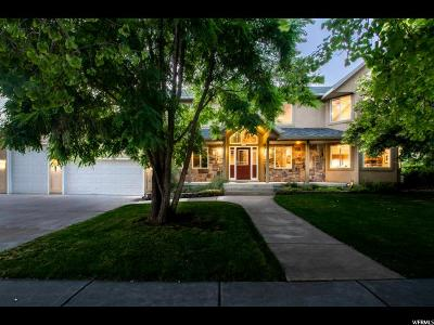 Smithfield Single Family Home Under Contract: 885 E Summit Dr N