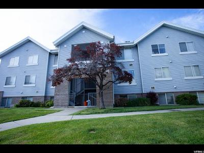 Provo Condo For Sale: 1541 N Riverside Ave #20