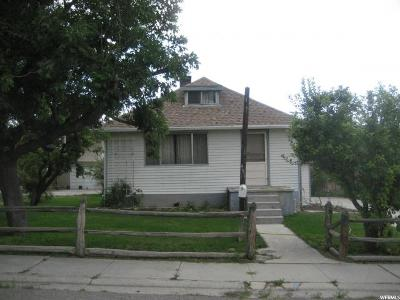 Price UT Single Family Home For Sale: $94,900