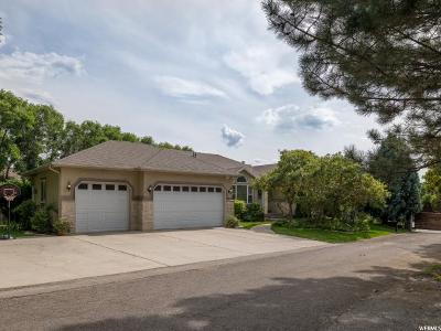 Provo Single Family Home For Sale: 4675 N Brookshire Cir