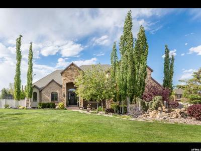 Riverton Single Family Home Under Contract: 4552 W Dutchman Way