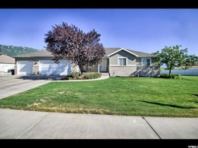 Mapleton Single Family Home For Sale: 2217 W 130 S