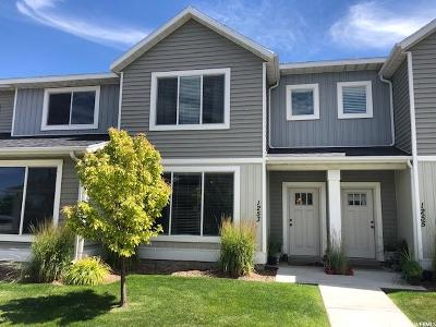 Nibley Townhouse Under Contract: 1253 W 2401 S