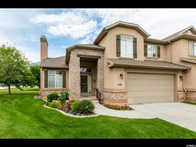 American Fork Single Family Home For Sale: 1081 E 390 N