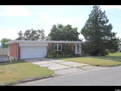 Holladay Single Family Home Under Contract: 4310 S Lynne Ln E