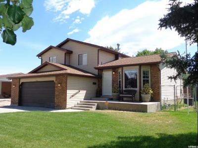 Midvale Single Family Home For Sale: 7887 S Wilson St W
