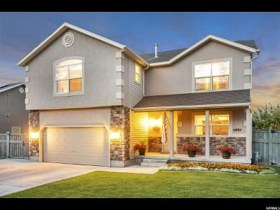 Eagle Mountain Single Family Home For Sale: 6884 N Cherokee St
