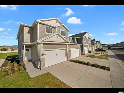 Eagle Mountain Townhouse For Sale: 7535 Cottage Ln