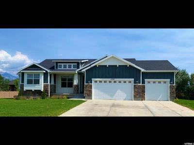 Lehi Single Family Home For Sale: 1322 N 2450 W