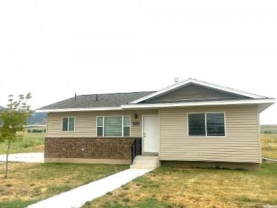 Petersboro Single Family Home Under Contract: 6070 W 1800 N