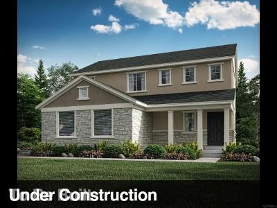 Springville Single Family Home For Sale: 744 W 1000 S #43