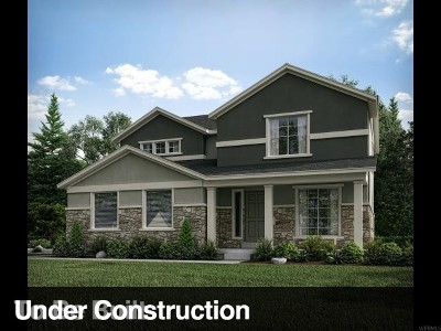 Springville Single Family Home For Sale: 861 W 1000 S #6