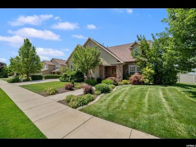 Springville Single Family Home For Sale: 12 S 1100 W