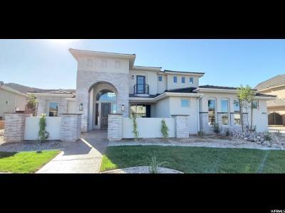 St. George Single Family Home For Sale: 2762 E Hazel Dr #101