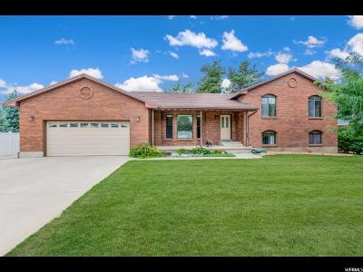 Ogden Single Family Home Under Contract: 5587 S 100 E