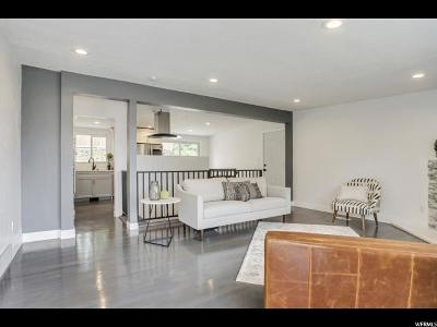 Holladay Single Family Home For Sale: 4209 S Sovereign Way