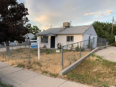 Tooele County Single Family Home Backup: 379 S 320 W