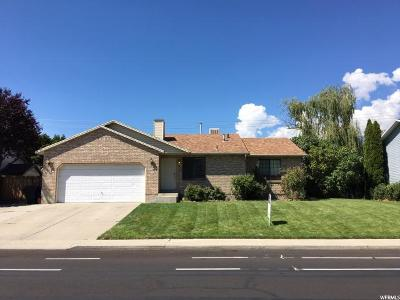 Orem Single Family Home For Sale: 362 W 800 S
