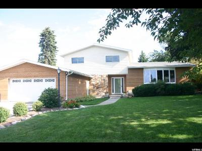 Holladay Single Family Home For Sale: 1851 London Plane Rd E