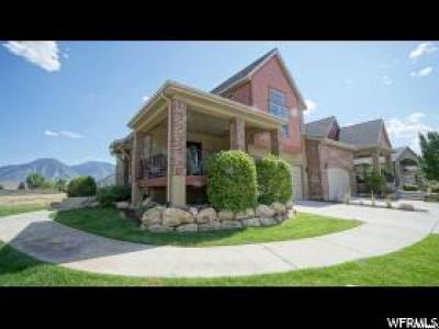 Mapleton Single Family Home Under Contract: 1763 W Little Willow Cv S