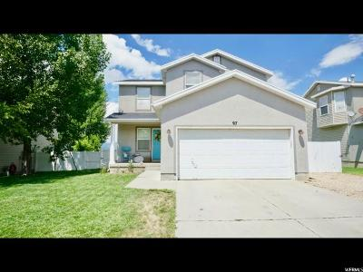 Wasatch County Single Family Home For Sale: 97 Skyline Dr