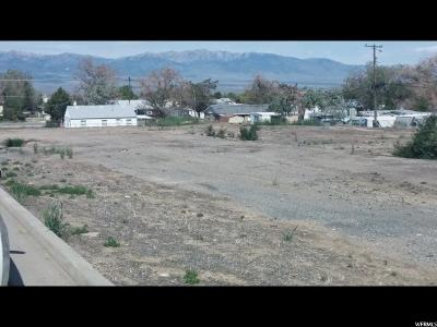 Tooele County Residential Lots & Land For Sale: 580 W 900 S