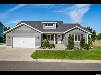 Kaysville Single Family Home For Sale: 86 Boynton