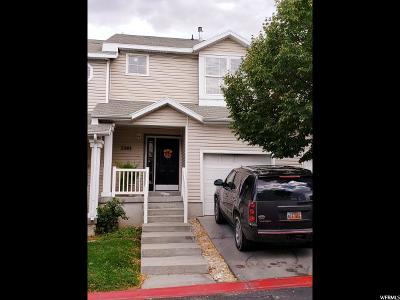 Tooele County Condo For Sale: 1944 N 40 W