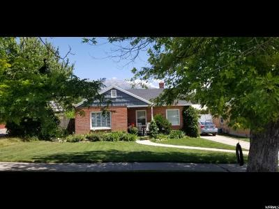 American Fork Single Family Home Under Contract: 368 N Center St E