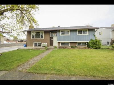 Kaysville Single Family Home Backup: 159 N 300 E