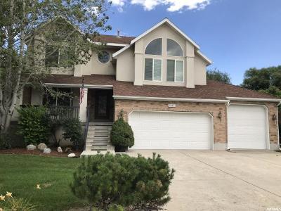 South Jordan Single Family Home For Sale: 9687 S 2810 W
