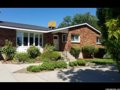 Roy Single Family Home For Sale: 3030 W 5600 S