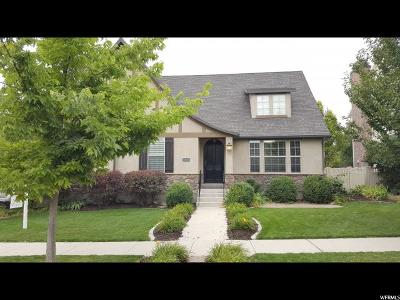 South Jordan Single Family Home For Sale: 11578 S Bluerock Ave W