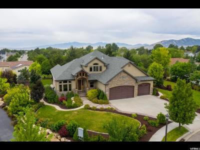 Highland Single Family Home Under Contract: 10847 N Canyon Links Vista W