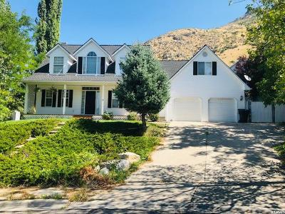 Provo Single Family Home For Sale: 2059 E California Cir
