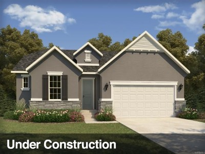 Tooele County Single Family Home Under Contract: 650 W Regatta Ln