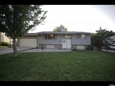 Payson Single Family Home For Sale: 1078 S 730 W