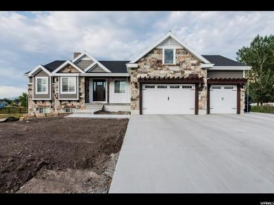 Nibley Single Family Home Under Contract: 3992 S Cottonwoods