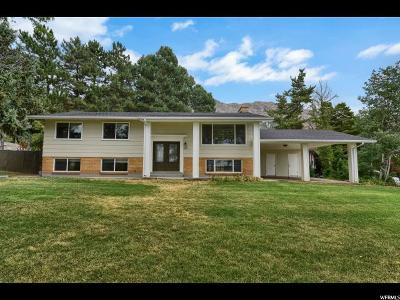 North Ogden Single Family Home Backup: 3216 N 900 E