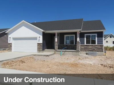Hyrum Single Family Home Under Contract: 693 E 480 S