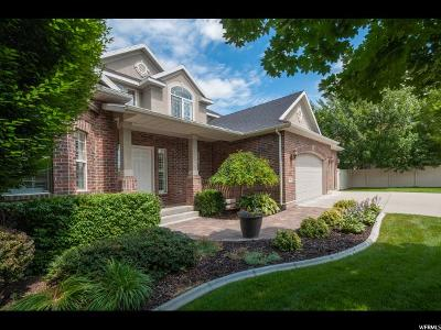 South Jordan Single Family Home For Sale: 3016 W Riviera Pass Cir