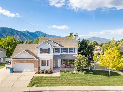 Spanish Fork Single Family Home For Sale: 1170 E 410 S