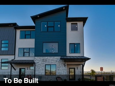 American Fork Townhouse For Sale: 429 S Willow Leaf Rd W #178